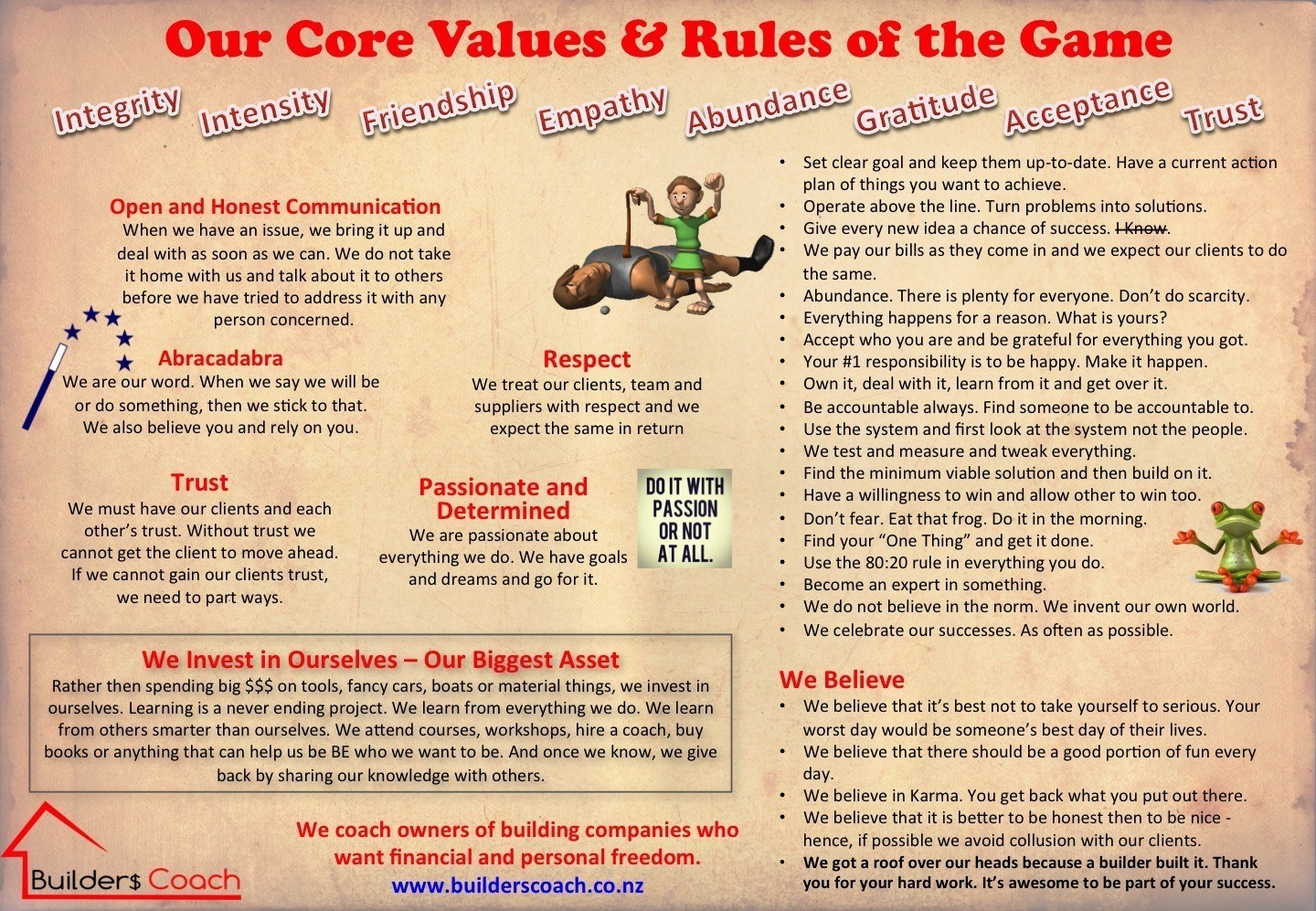 Core Values - Oct15